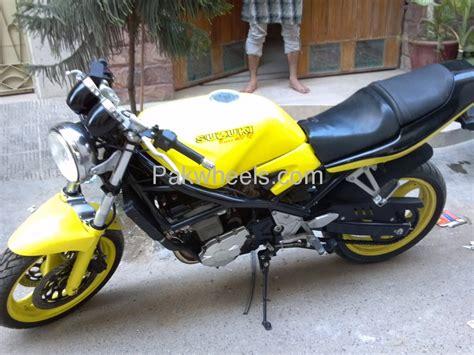 Suzuki Bandit Tyres Used Suzuki Bandit 400vc 1994 Bike For Sale In Karachi
