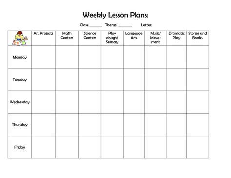 lesson plan template summer c summer c lesson plan template templates data