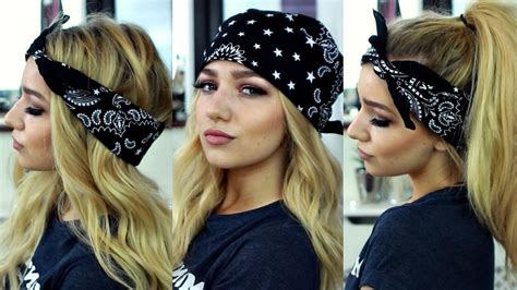 Hairstyles With Bandanas by Hairstyles With Bandanas Hairstyles