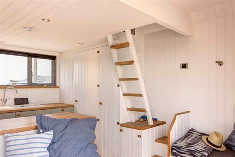 beach hut style bedroom mudeford beach hut interior small space living