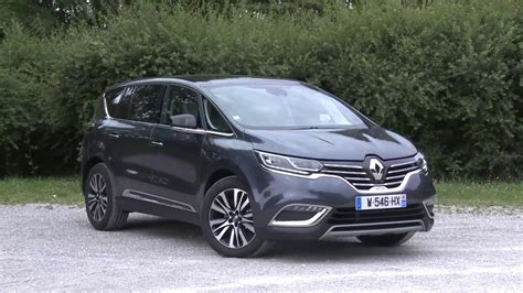Renault Space 5 by Essai Renault Espace 5 1 8i Tce 225ch Initiale