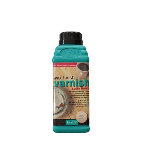 chalk paint wax finish polyvine wax finish varnish 500ml 163 11 99
