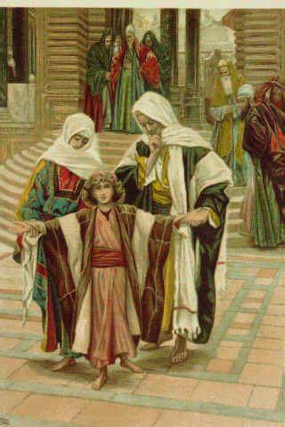 artwork jesus   temple  age  grace communion