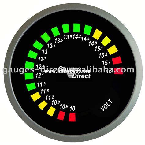 Voltmeter Auto by Automotive Automotive Voltmeter