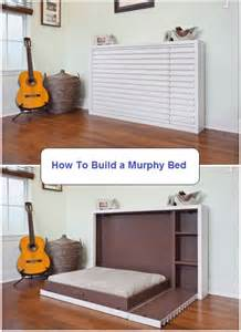 Murphy Bed Directions To Build How To Build A Murphy Bed A Murphy Bed Is A Great Option