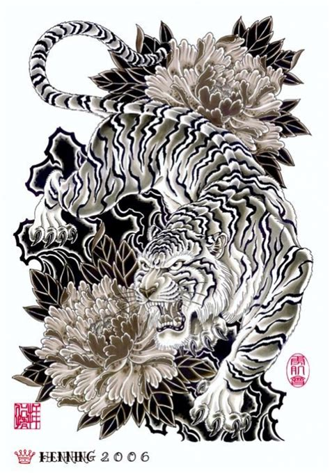 oriental tiger tattoo designs tattoo on pinterest japanese tattoos irezumi and koi