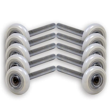 Overhead Door Rollers Buy 13 Garage Door Rollers 4 Inch Stem Sealed Bearing 10 Pack