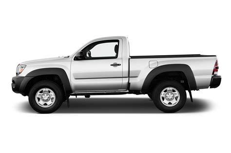 2011 Toyota Tacoma Regular Cab 2011 Toyota Tacoma Reviews And Rating Motor Trend