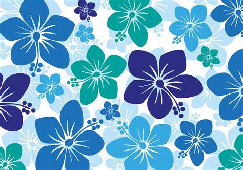 hawaii pattern vector free hawaiian hibiscus background vector download free