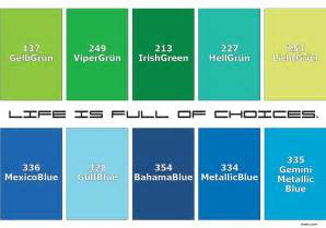 blue green color names shades of blue green names