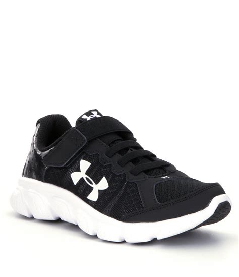 Armour Shoes For Clearance armour boys 180 assert 6 running shoes dillards