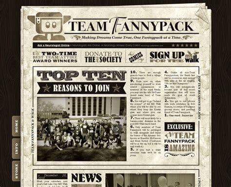 newspaper layout styles 30 remarkable newspaper style websites