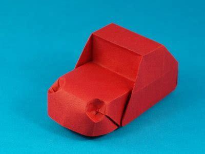 Auto Falten by Origami Auto Anleitung My