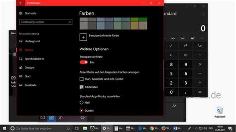 themes microsoft windows 10 windows 10 so aktiviert man das alternative quot dark theme quot