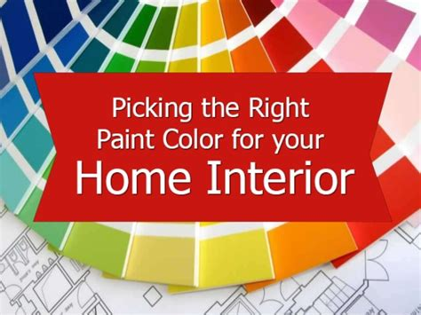 house painting colorado picking the paint color for house interior