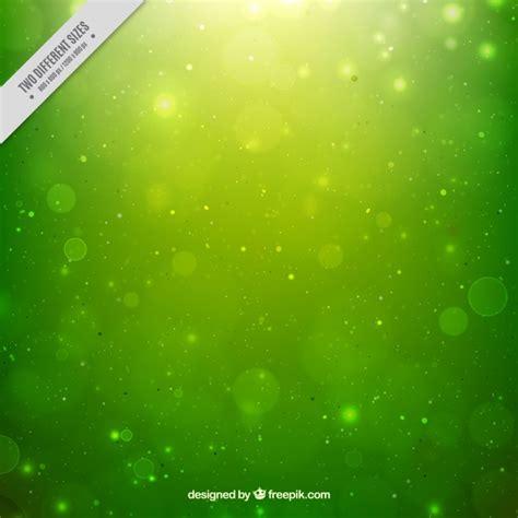 free green green bokeh background defocused vector free