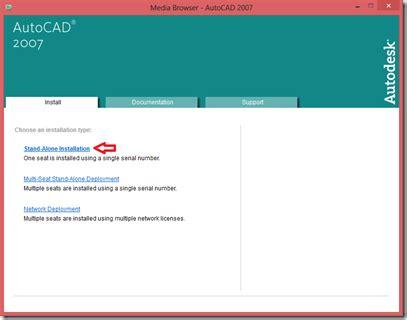 tutorial menginstal autocad 2007 september 2015 tentang teknik sipil