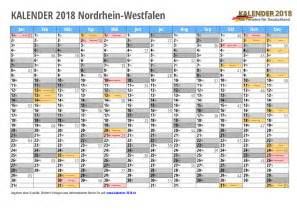 Kalender 2018 Nrw Kalenderwochen Kalender 2018 Nrw Zum Ausdrucken 171 Kalender 2018