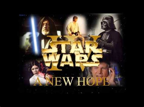 themes in new hope star wars episode iv a new hope quot main theme quot john