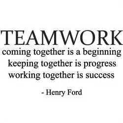 Definition Of Henry Ford Hospital Teamwork Quotes Quotesgram