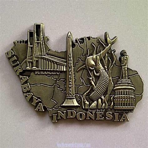 Jual Sho Metal Di Surabaya jual souvenir magnet kulkas surabaya metal indonesia