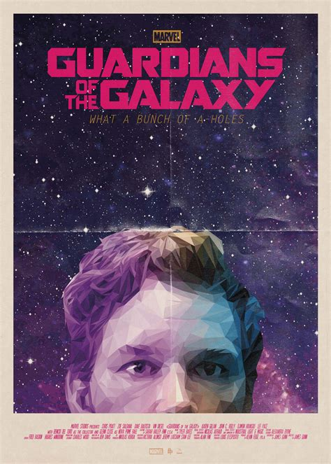 quills movie poster 15 awesome guardians of the galaxy posters