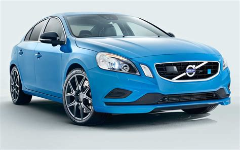 Limited Edition Volvo S60 Polestar Hits 62 Mph In 4 9 Seconds