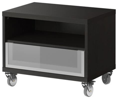 ikea besta casters best 197 bench with casters scandinavian entertainment