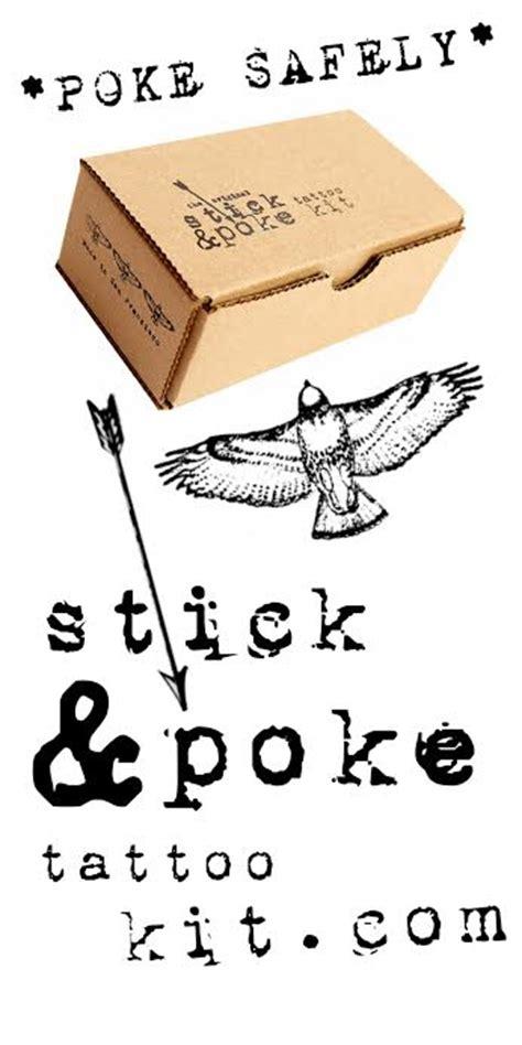 tattoo aftercare stick and poke stick and poke tattoo kit