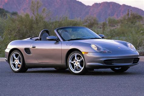 porsche boxster 1997 2017 the difference 2 decades makes news cars com 2004 porsche boxster overview cars com
