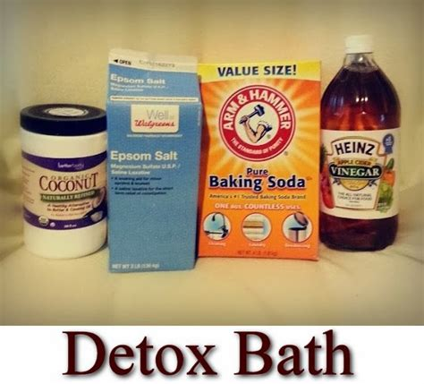 Detox Bath At Home by The Home Of The Heaton S Detox Bath