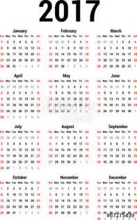 Calendar 2018 With Holidays Lebanon Quot Calendar 2017 Quot Imagens E Vetores De Stock Royalty Free No