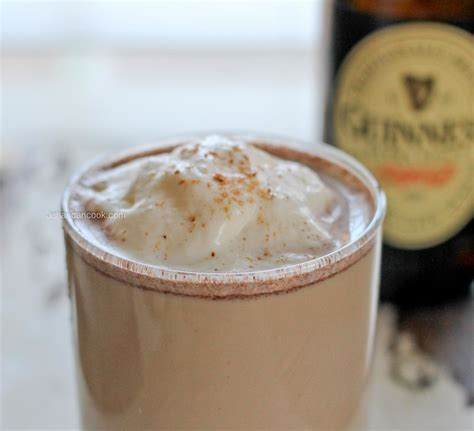 How Does A Sweetened Condensed Guinness Sound by Jamaican Guinness Punch Jehan Can Cook