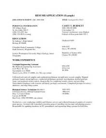 Sle Resume For Technician by Resume Electrical Technician Sales Technician Lewesmr