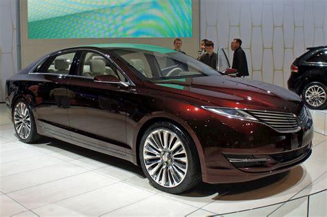 Lincoln Mkz Sedan by 2012 Lincoln Mkz Hybrid Sedan 2 5l Hybrid Cvt Auto