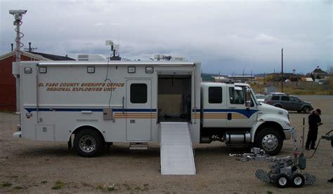 El Paso County Sheriff S Office Colorado by Eod Unit El Paso County Sheriff