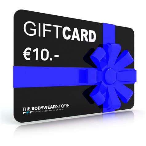 Stop And Shop Gift Card Selection - cadeaubon 10 euro bodywear store
