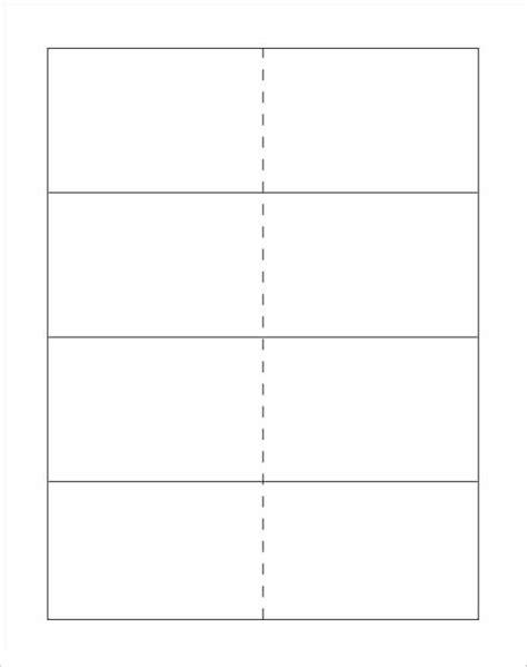 flashcard template inspirational blank flash card templates