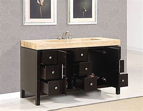 60 Inch Vanity With Top by A 60 Inch Bathroom Vanity Is The Compromise For