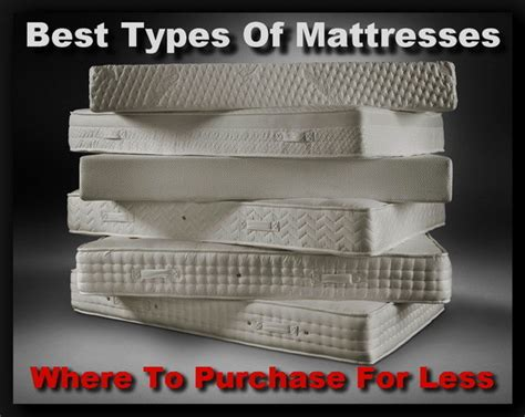 types  mattresses    purchase   removeandreplacecom