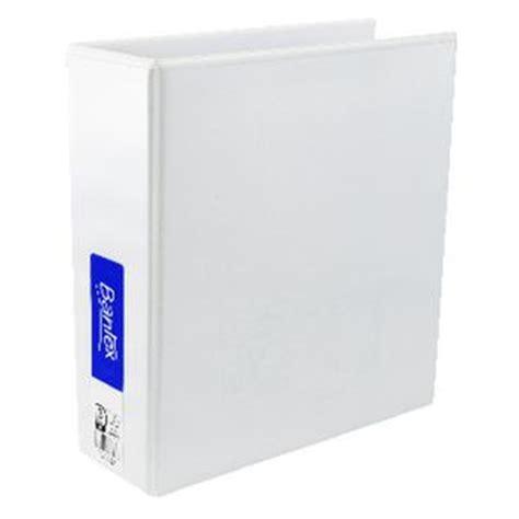Binder Bantex A5 By Artpedia Shop bantex a5 3 d ring insert binder 50mm white 12 pack