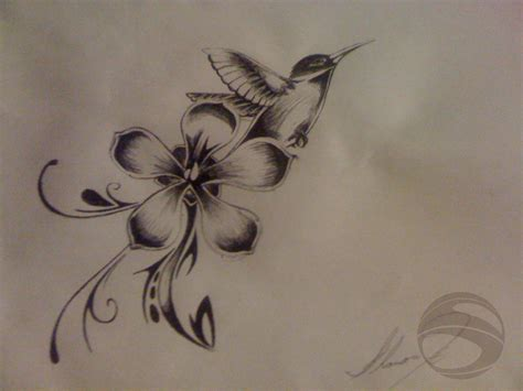 bird and flower tattoo designs design by show940 on deviantart