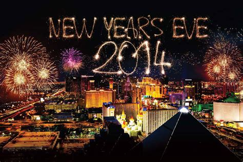 2014 new year s eve concerts las vegas