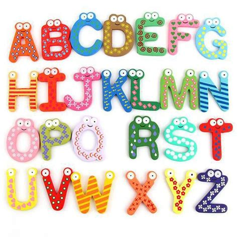 Kid Letters by Magnetic Letters Reviews Shopping