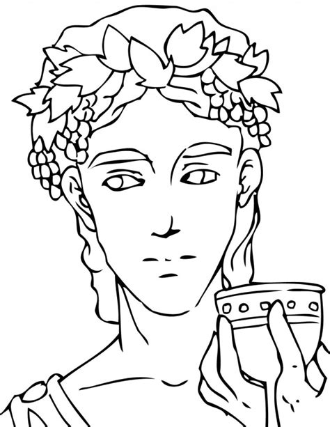 greek gods coloring pages az coloring pages
