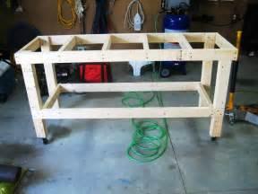 garage workbench plans free all one home ideas diy plan pool house designs decor