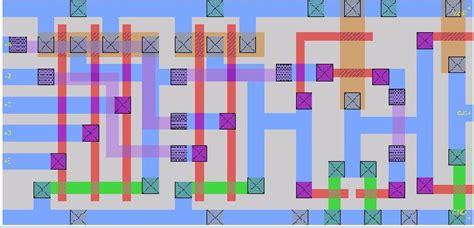 xor magic layout logic diagrams
