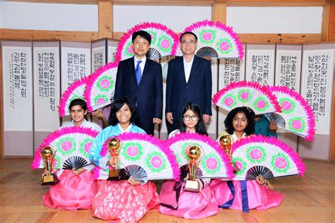 South Korean Culture Essay by South Korea Essay Competition Has Wide Impression