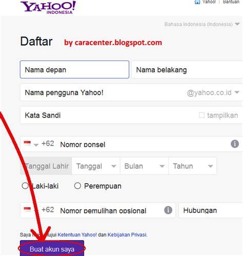 buat email pake yahoo cara membuat email ymail email gratis yahoo com cara