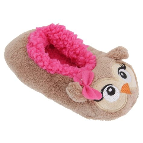 animals slippers co zees womens sherpa novelty animal slippers 6